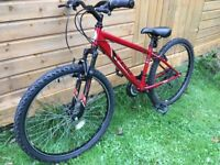 Apollo Feud Mountain bike - excellent condition 26 inch wheel 14 inch frame