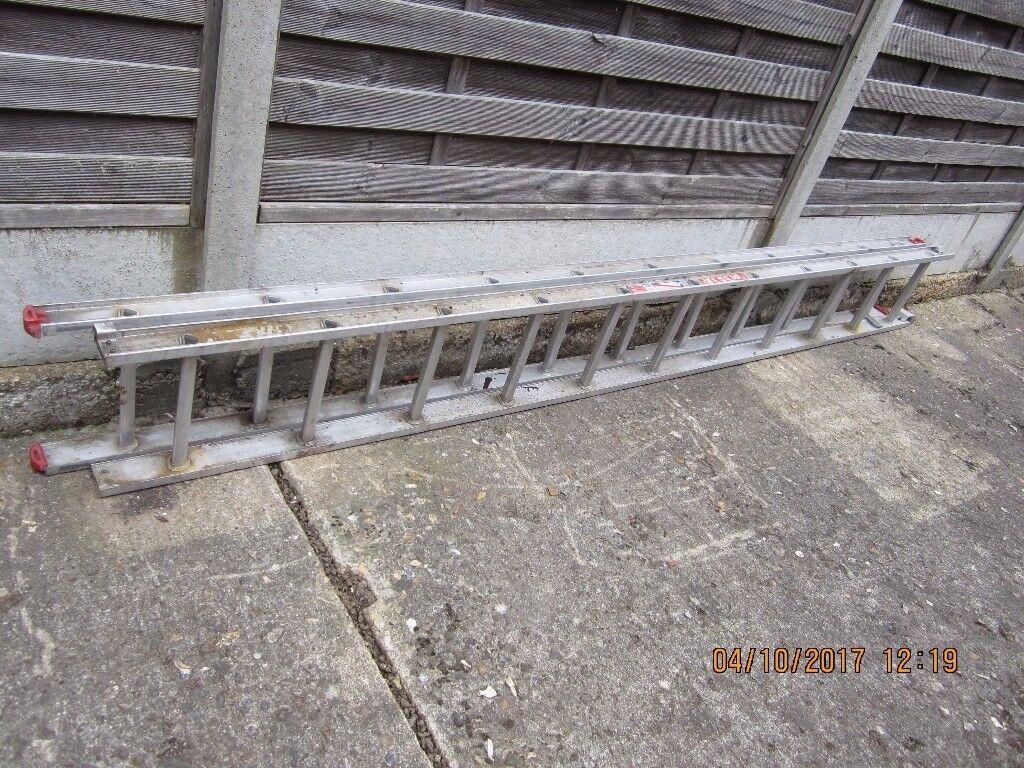 Extending House Ladder
