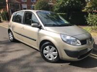 2006 Renault Scenic 1.6 Oasis Low Miles FSH 1 owner £1695