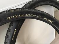 Tires for mountain bikes
