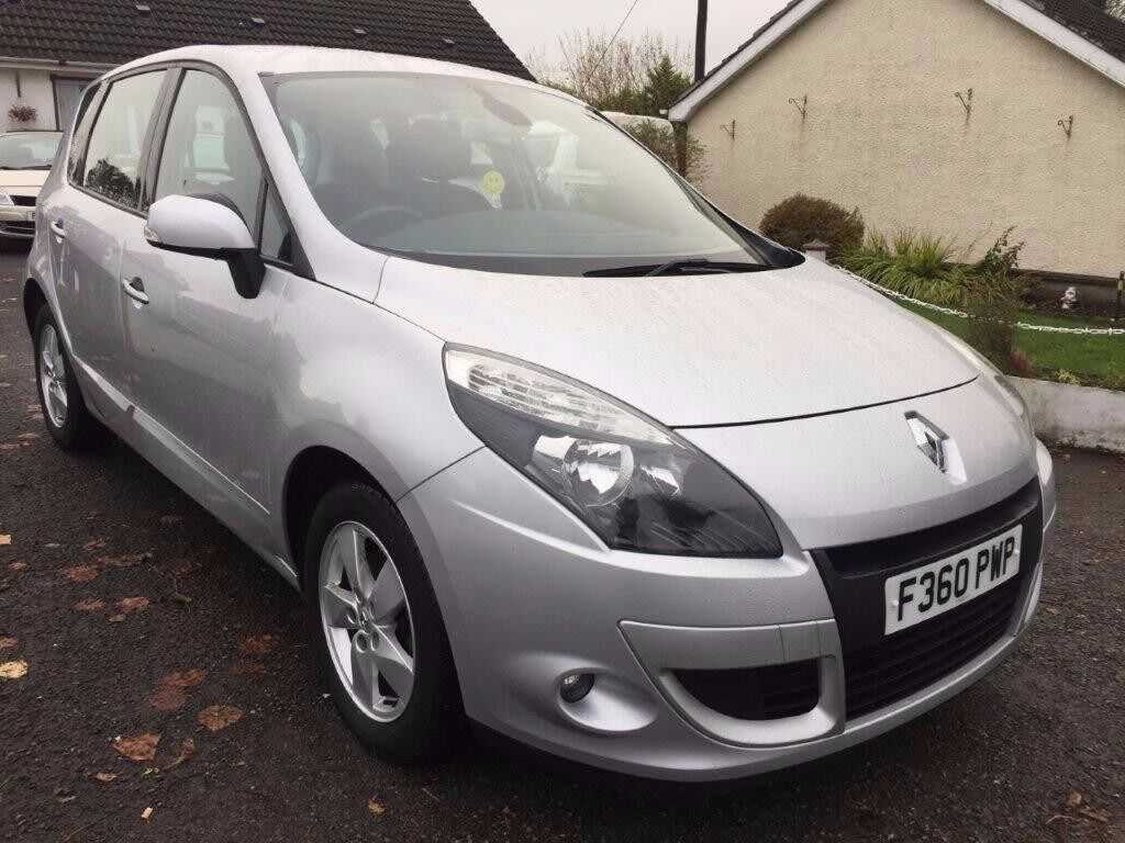 2010 Renault Scenic 1.5 dci**Full MOT**All major cards accepted**