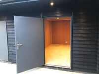 Self Storage / Office Unit Lock up to Let near Stansted Airport