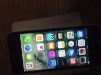 Apple iPhone 5C White-open to all networks good condition