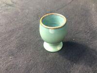 4 Denby Regency Green Egg Cups