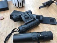 Binoculars spotting Scope