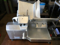 "USED ELECTROLUX 12""meat Slicer Machine"