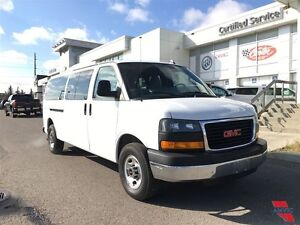 2016 GMC Savana 3500 15 PASS