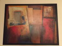 Abstract Art, 125x 97 cm