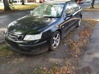 Saab 9-3 TiD 2.2 -- Needs little TLC