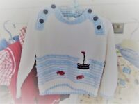 Baby Boy Spring Summer Bundle 3 months to 2 years - jumpers fleeces shirts