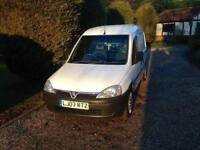 Vauxhall combo one owner from new
