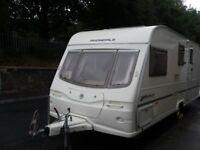 Avondale Rialto Four Berth Touring Caravan