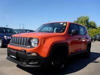 2015 Jeep Renegade Sport NEW Power Opts A/C Brake Assist Amazing