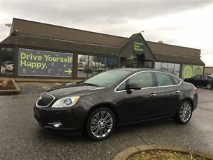 2013 Buick Verano Leather PKG / SUNROOF / HEATED SEATS