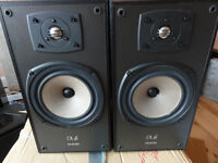 Vintage Celestion SL 6 Audiofile Speakers