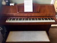 Eavestaff MiniRoyal Upright Piano *URGENT SALE*