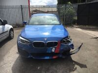 BMW 116d F20 LCI M Sport Auto B37D15 Engine - BREAKING FOR PARTS