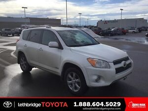 Certified 2012 Toyota Rav4 Limited V6 AWD - LOW KM! FULL LOAD! P