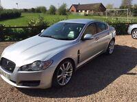 Excellent condition 60 plate Jaguar XFS 3.0 275BHP twin turbo diesel