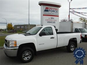 2012 Silverado 2500HD Regular Cab 2WD - 8ft Box - Tow Package