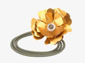 Helena Flower Lamp - Habitat