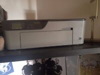Used HP Deskjet 3070A Printer, Wireless enabled with scanner.