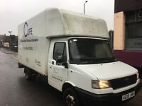 LUTON TAILLIFT LDV WARRANTED LOW MILES NO VAT IDEAL MARKET OR STORAGE