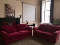 2 Sofa set - 3 seater and 2 seater (couch) (Quick sell - open to offers)