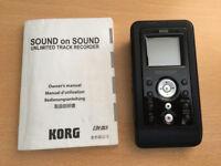 Korg SR1 Sound on Sound Recorder