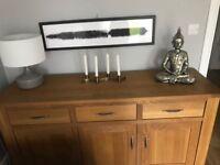 Next Solid Oak Furniture