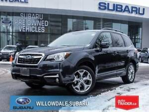 2018 Subaru Forester 2.5i | LIMITED | LEATHER | NAVI | BLUETOOTH