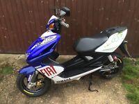 2010 Yamaha Aerox 50