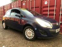 Vauxhall Corsa 1 Litre Petrol Year Mot Full Service History Low Miles £30 Tax Cheap Insurance !