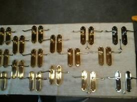 Door handles used