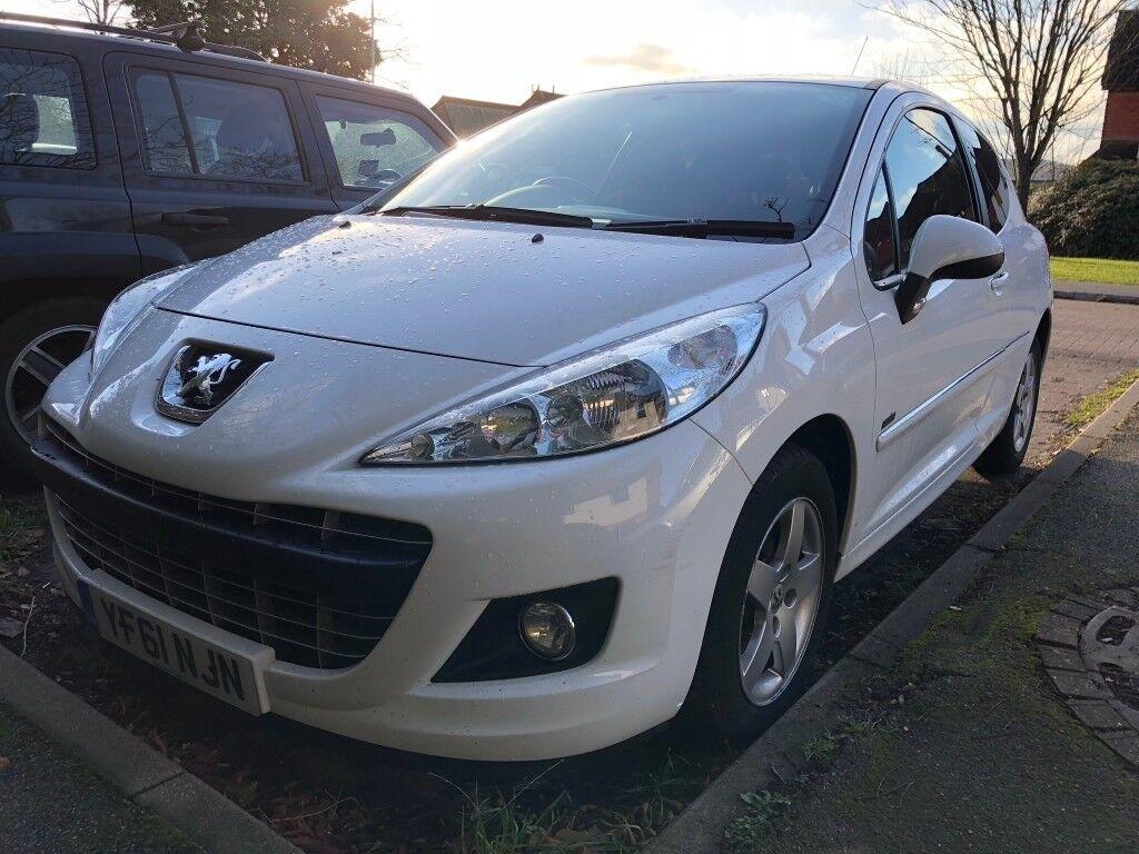 Peugeot 207 1.4 Sportium 3dr, Perfect first car,