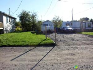 56 000$ - Terrain résidentiel à vendre à Roberval
