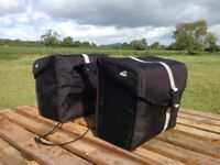 Hein Gericke Panniers - Excellent Condition with Waterproof Covers