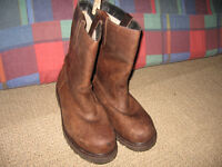 RIGGER WORK BOOTS HOGGS Size 12 / 46 ( offers )