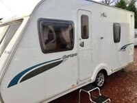 2009 Sterling Europa 470 (Fixed Bed)