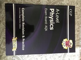 AQA AS and A Level Physics Revision Guide
