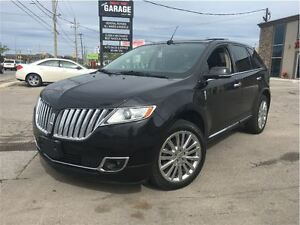 2013 Lincoln MKX AWD AWESOME PRICE & CONDITION! LEATHER NAVIGATI