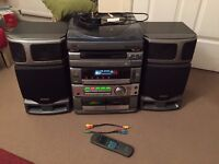 AIWA Stereo Full Automatic Turntable System RX-E850
