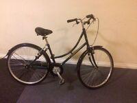 Lady's Dutch style city bike