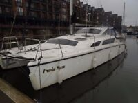 Superb Gemini 105MC Catamaran for sale