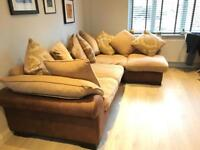 Sofa , corner , 4 seaters