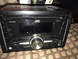 JVC KW-R150