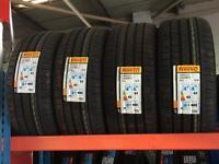225 45 17 Pirelli p7 x4 brand new tyres Bmw vw merc audi