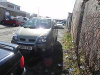 Spares or repair renault scenic R4/4 diesel £400 mot 11/12/18