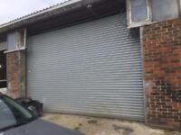 Mechanical Work shop storage place unit for rent