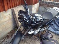 Honda varadero 125 xl needs repairing